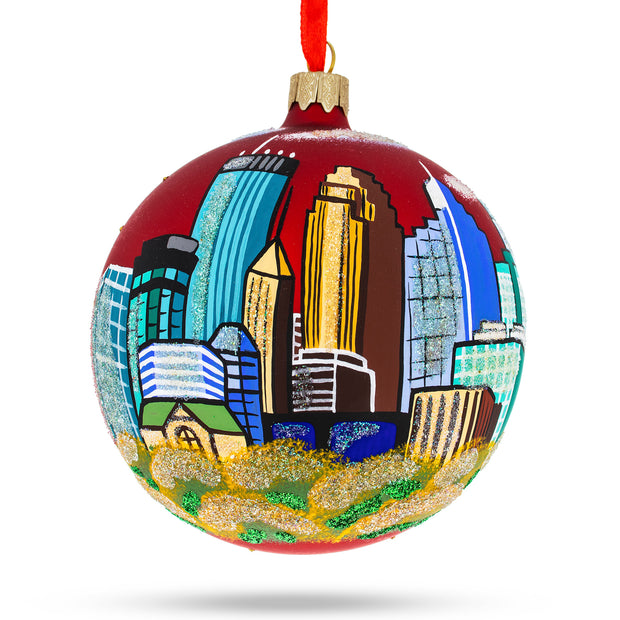 Buy Christmas Ornaments > Cities & Landmarks > USA > Minnesota by BestPysanky