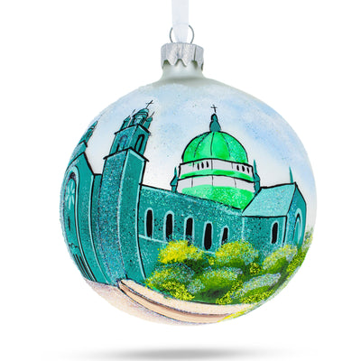 Galway, Ireland Glass Ball Christmas Ornament 4 Inches by BestPysanky