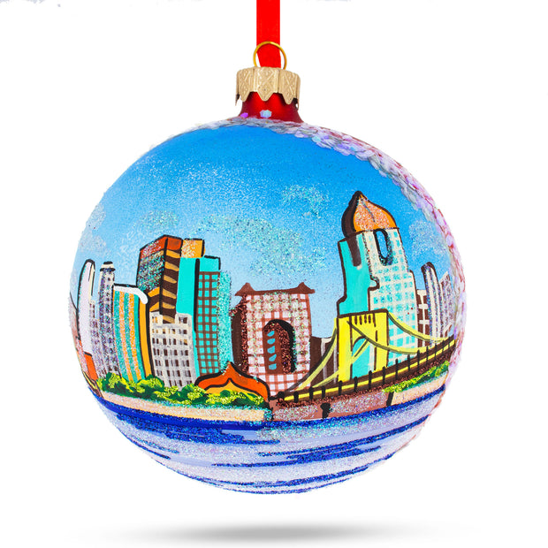 Buy Christmas Ornaments > Cities & Landmarks > North America > USA > Pennsylvania by BestPysanky