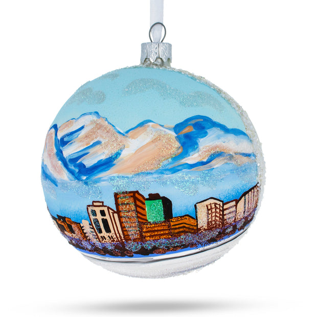 Buy Christmas Ornaments > Cities & Landmarks > North America > USA > Alaska by BestPysanky