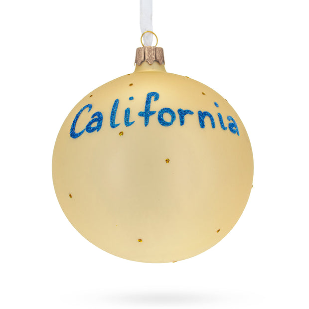 Buy Christmas Ornaments > USA States by BestPysanky