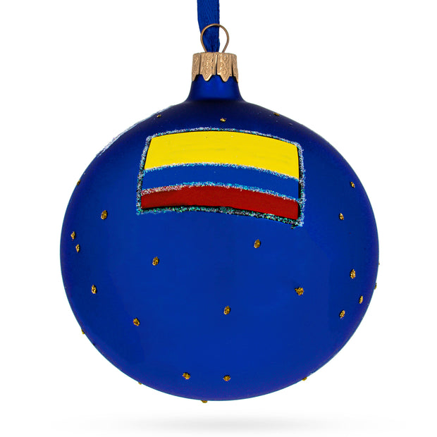 Buy Christmas Ornaments > Cities & Landmarks > Central and South America > Colombia by BestPysanky