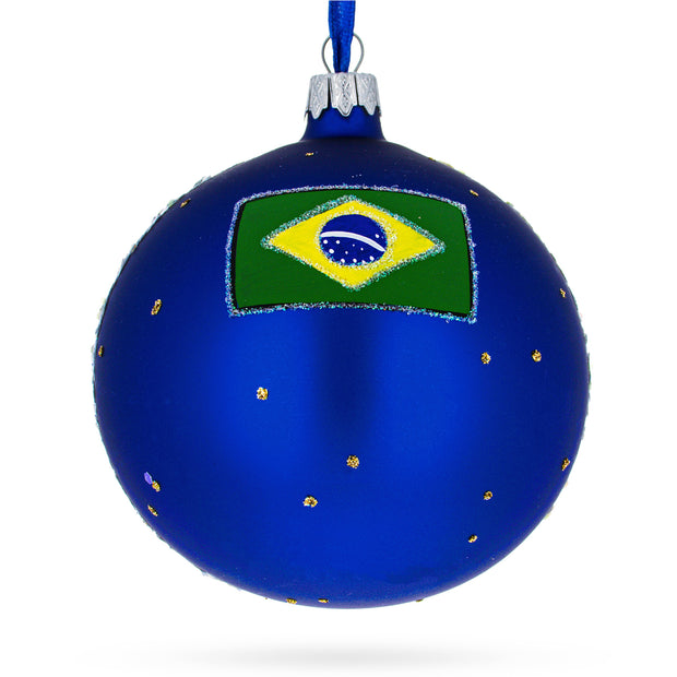 Buy Christmas Ornaments > Cities & Landmarks > Central and South America > Brazil by BestPysanky