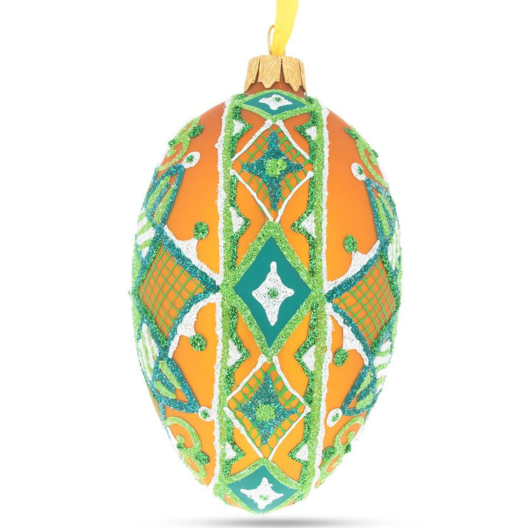 Buy Christmas Ornaments > Glass > Egg > Pysanky by BestPysanky