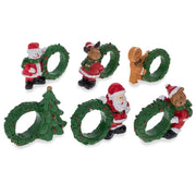 Buy Christmas Decor > Tableware > Napkin Rings by BestPysanky