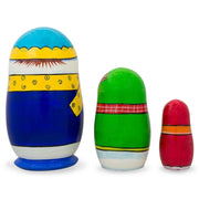 Buy Nesting Dolls > Snowmen by BestPysanky