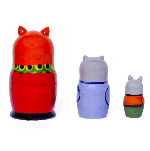 Buy Nesting Dolls > Animals by BestPysanky