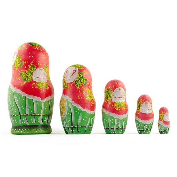 Buy Nesting Dolls > Flowers by BestPysanky