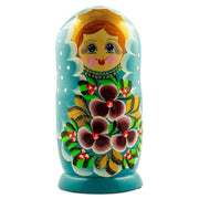 Set of 5 Alla Russian Nesting Dolls Matryoshka 7 Inches