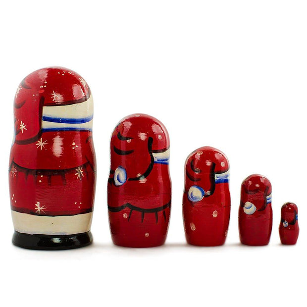 Buy Nesting Dolls > Santa by BestPysanky