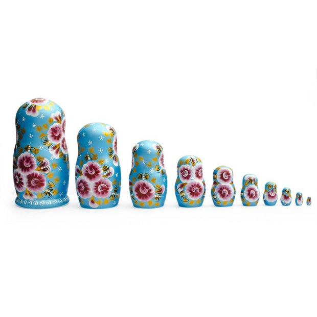 Buy Nesting Dolls > Christmas by BestPysanky