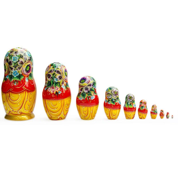 Buy Nesting Dolls > Cities and Landmarks by BestPysanky