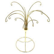 Buy Online Gift Shop Tree Branches Gold Tone Metal 12 Ornaments Stand 12 Inches