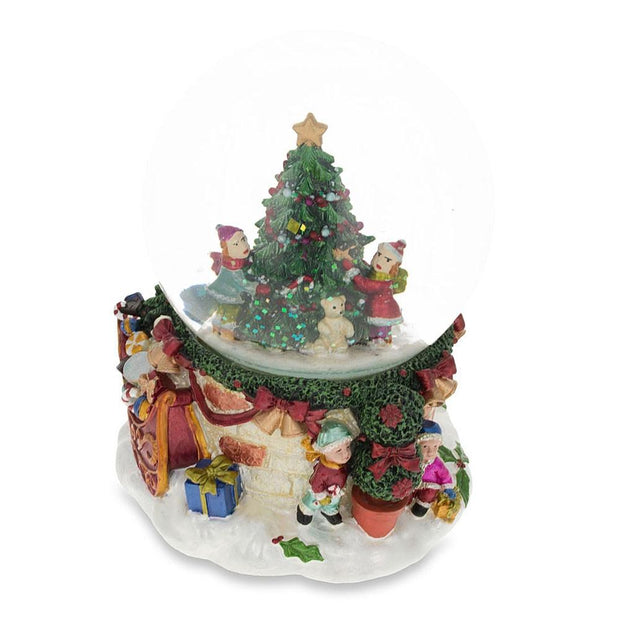 Buy Snow Globes > Winter Villages by BestPysanky