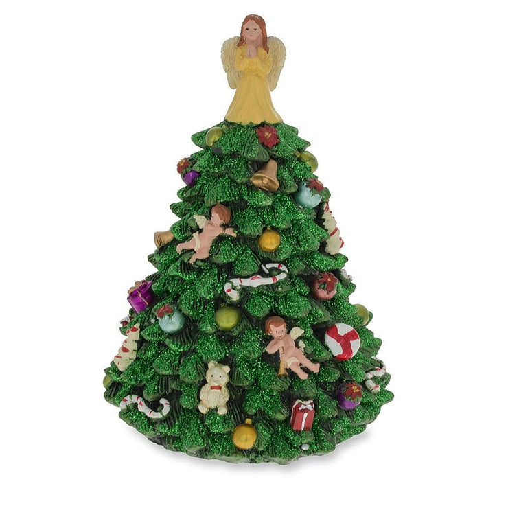 Buy Musical Figurines > Tabletop Christmas Trees by BestPysanky