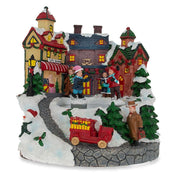 Buy Musical Figurines > Winter Villages by BestPysanky