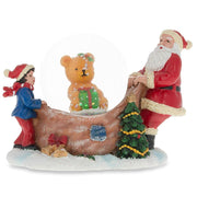 Buy Christmas Decor > Snow Globes > Santa by BestPysanky
