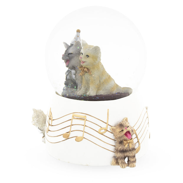 Buy Snow Globes > Animals > Cats by BestPysanky