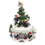 Buy Christmas Decor > Music Boxes > Animals by BestPysanky