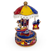 Buy Online Gift Shop Boy with Airplane Musical Carousel