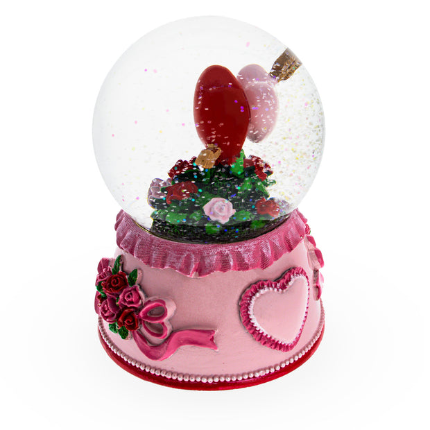 Buy Snow Globes > Hearts by BestPysanky