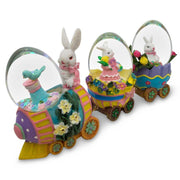 Buy Easter > Water Globes > Bunnies by BestPysanky