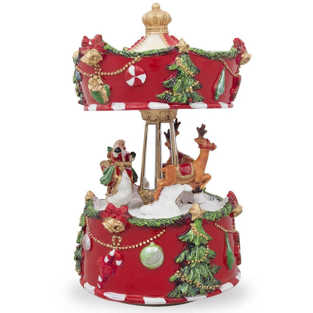 Buy Christmas Decor > Music Boxes > Carousels by BestPysanky
