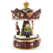Buy Christmas Decor > Music Boxes > Nutcrackers by BestPysanky