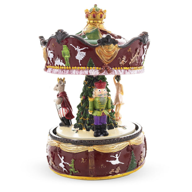 Buy Musical Figurines > Carousels > Nutcrackers by BestPysanky