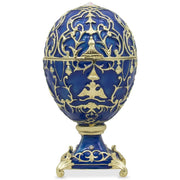 1912 Tsarevich Royal Russian Egg 4.5 Inches by BestPysanky