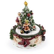 Buy Musical Figurines > Santa by BestPysanky