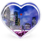 Buy Snow Globes > Cities & Landmarks > Houston by BestPysanky