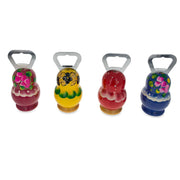 Buy Online Gift Shop Blue Russian Doll Bottle Opener 3.7 Inches
