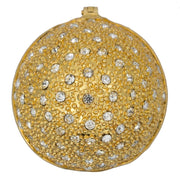 Buy Online Gift Shop 200 Crystals Gold Enamel Royal Inspired Russian Egg 2.5 Inches