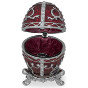 Buy Online Gift Shop 1895 Rosebud Royal Russian Egg 2.5 Inches