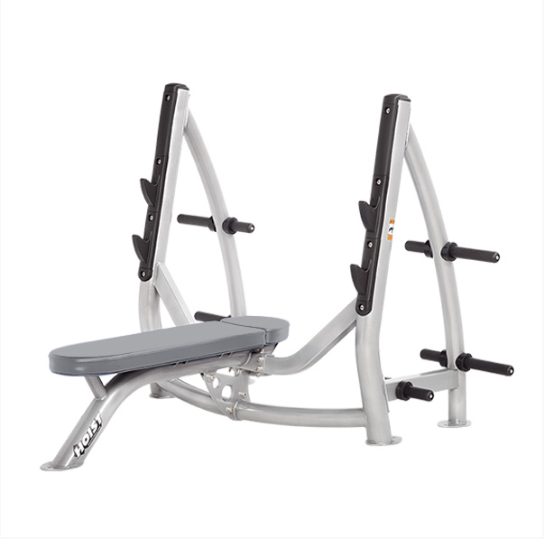 HOIST Commercial Freeweight CF-3170 Flat Olympic Bench