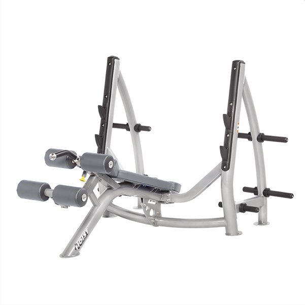 HOIST Commercial Freeweight CF-3177 Decline Olympic Bench