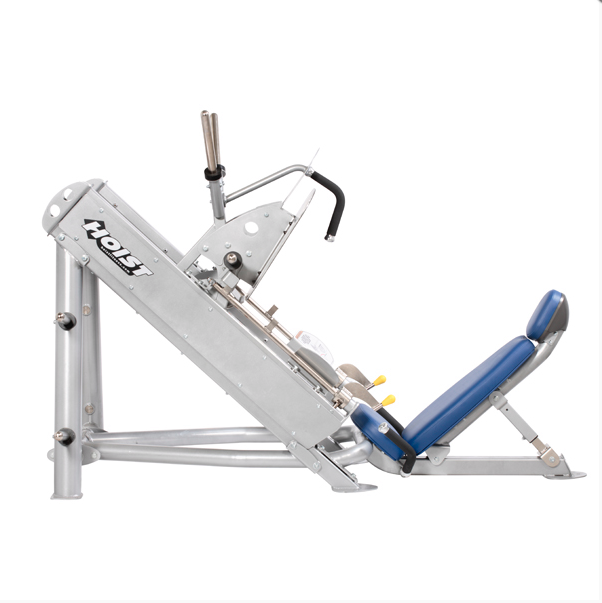 HOIST Commercial Freeweight CF-3355 Angled Linear Leg Press