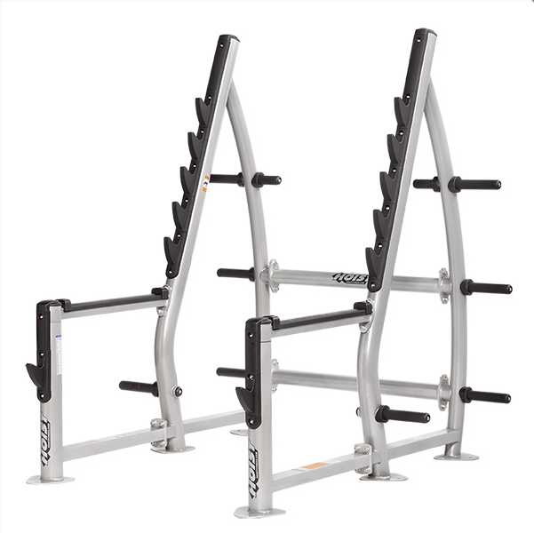 HOIST Commercial Freeweight CF-3367 Squat Rack