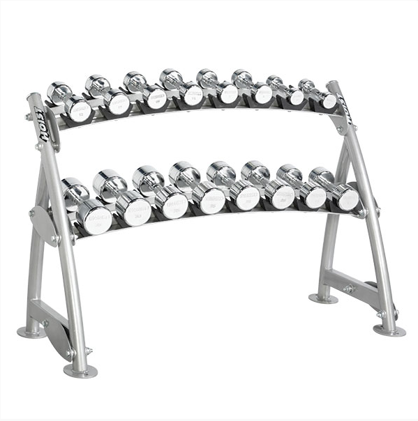 HOIST CF-3462 2-Tier Beauty Bell Rack