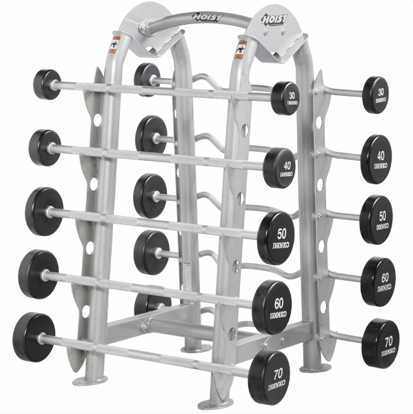 HOIST CF-3465 Barbell Rack