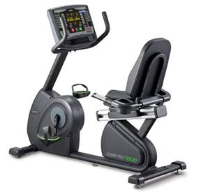 "CIR-RB7000e-G1/ RECUMBENT - FULL COMMERCIAL, 16"" TOUCH, WALK THROUGH"