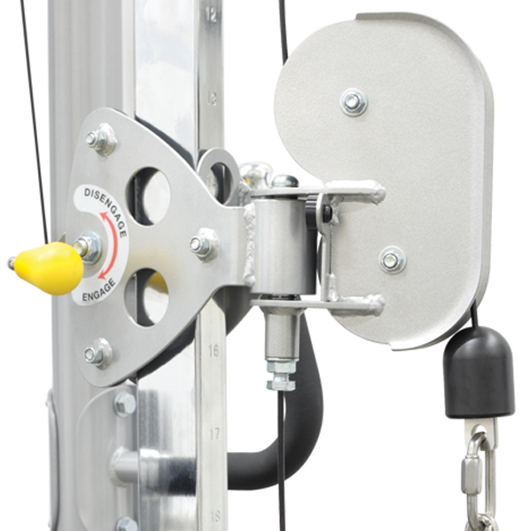 HOIST Commercial Multi Jungle CMJ-6000 4 Station Single Pod