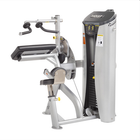 HOIST HD Dual Series HD-3100 Preacher Curl Triceps Extension