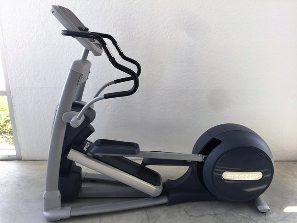 Precor EFX 833 Elliptical (Used) P30 Screen