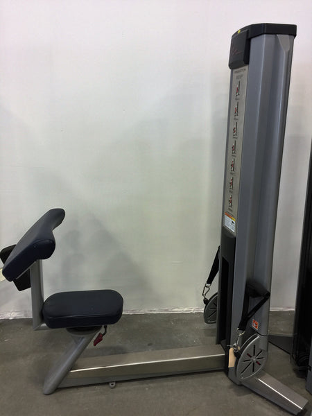 Freemotion Bicep Weight Machine  (Used)
