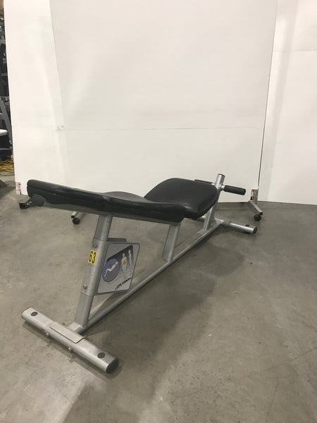 Life Fitness Ab Bench(USED)