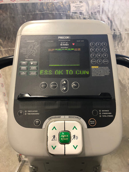 Precor EFX Experience 546i Elliptical