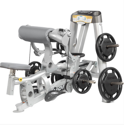 HOIST ROC-IT Plate Loaded RPL-5102 Biceps Curl