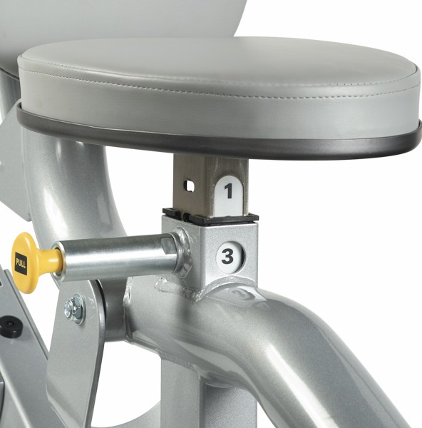 HOIST ROC-IT Selectorized RS1101 Seated Dip